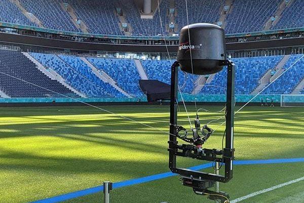 NEWTON-stabilized-remote-head-on-Spidercam-cable-cam-camera-movement-football